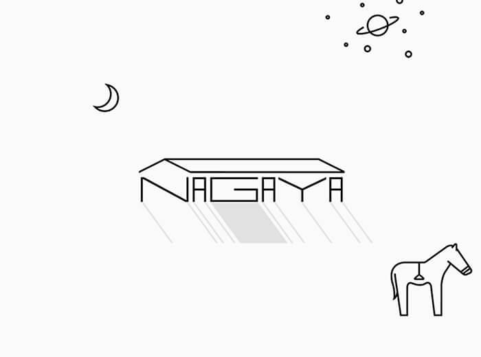 NAGAYA サイト制作