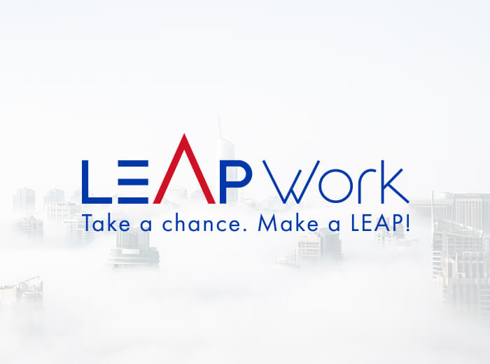 Leap Work